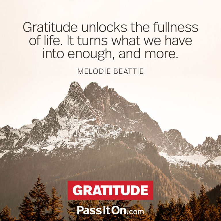 Gratitude #peace #peacewords