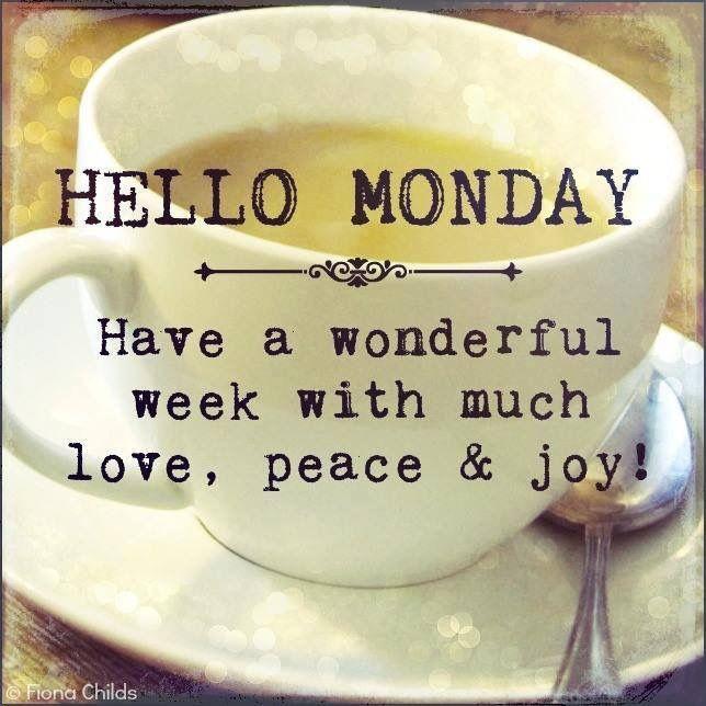 Monday Peace