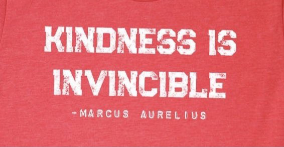 Kindness Is Invincible