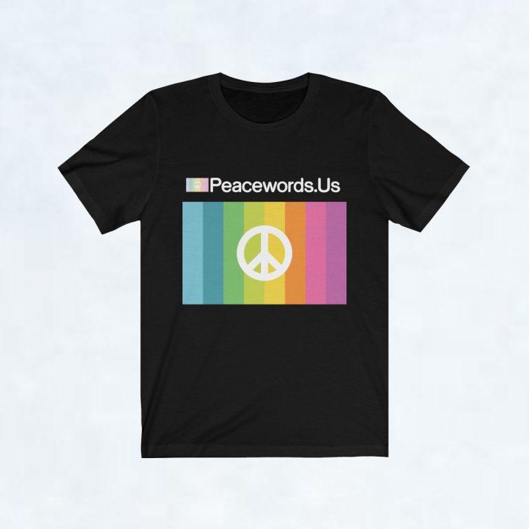 Peacewords.Us T-Shirt